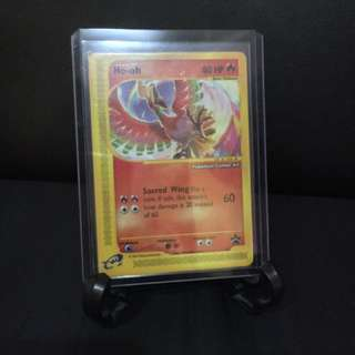 Pokemon Card: Ho-Oh Promo Non-Holo