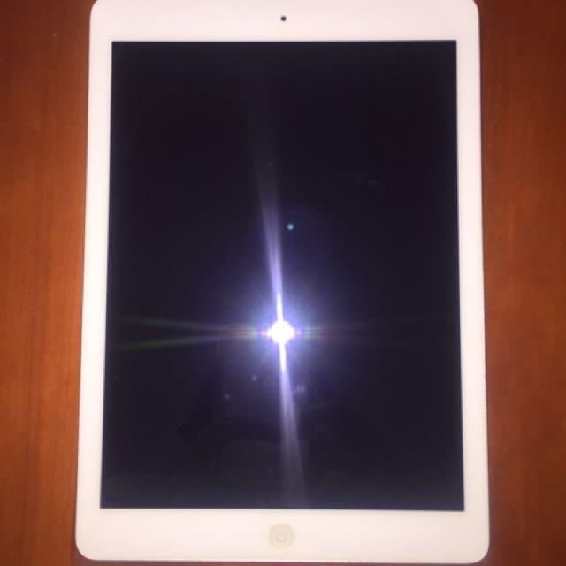 16GB White iPad Air
