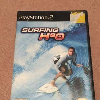 Surfing H3O - PlayStation 2