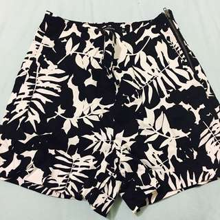 Portman Highraise Short