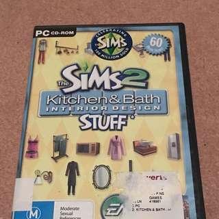 The Sims 2 Kitchen & Bath Interior Design