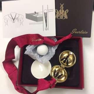 Guerlain perfume necklace 香水掛飾