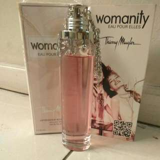 Thierry Mugler Womanity EDT 80ml