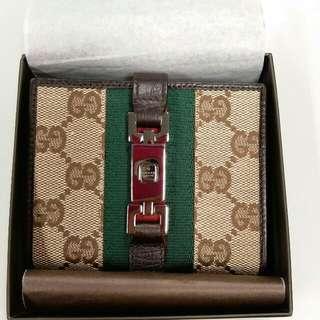 🈹🌺新年減價速銷全新 Gucci wallet 銀包 有單據