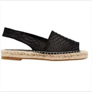 Seed Lydia Sling Back Espadrille