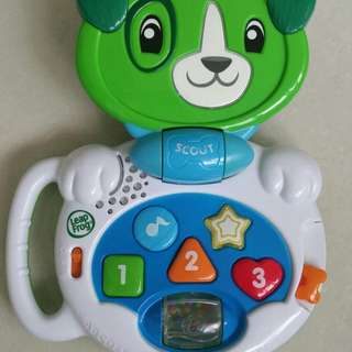 My Talking LapPup (Leap Frog)