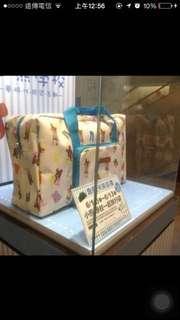 小熊學校 行李袋