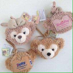 Disney Duffy及shilimay 大頭包