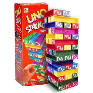 UNO Stacko - Mainan Balok Susun