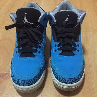 Powder Blue Jordan 3