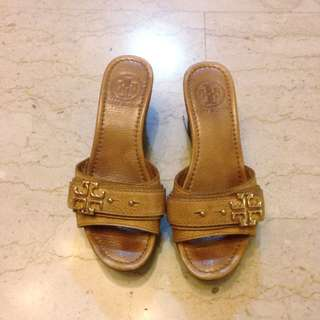 738abf8b8bfd Authentic Tory Burch Wedge Sandal