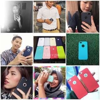 Iphone 5 6 6 Plus 7 7 Plus Silicon Soft Case