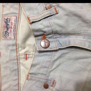 Celana Wrangler Original ( Regular )