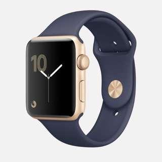 全新未開封 Apple Watch Series 2 ( 42 mm )