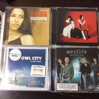 5 English CD