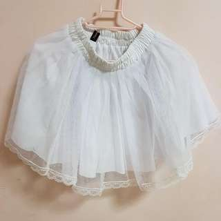 Pannier For Short Dress