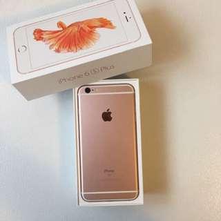 Rose Gold iPhone 6sPlus /Unlocked