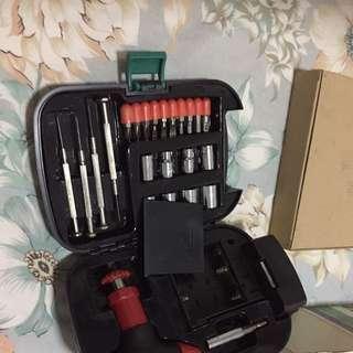 Einhell Handheld Torch Cum Mini Drill