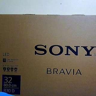 Sony Bravia LED TV 32inch