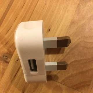 原裝Apple USB Plug