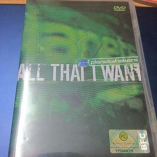 Planetshakers Music DVD: All That I Want