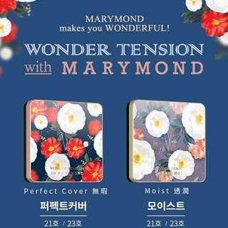 預購-Apieu x Marymond Wonder Tension粉餅霜