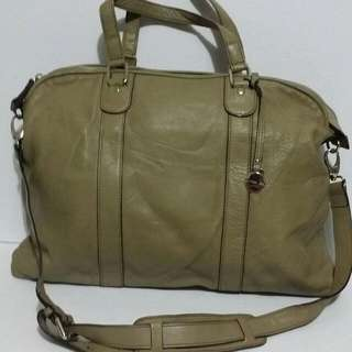 Rabeanco Genuine Leather 2way Bag