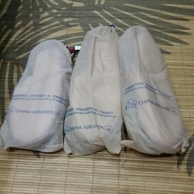 中華航空拖鞋