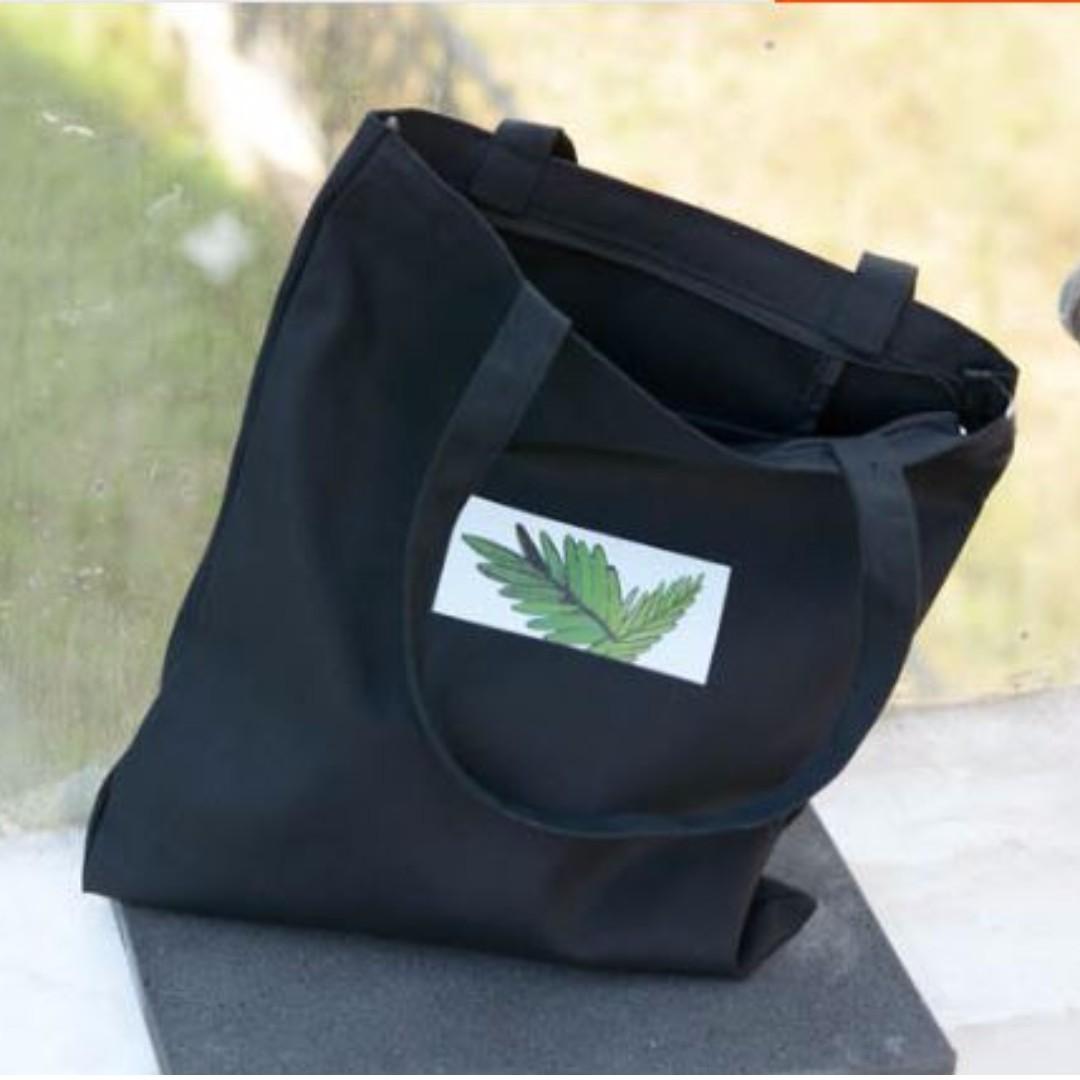 葉子植物手提袋購物袋