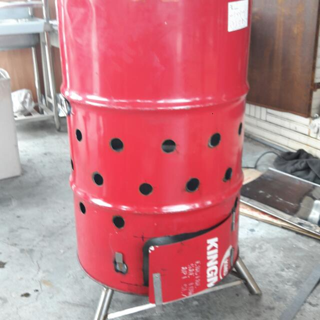 油桶 金爐