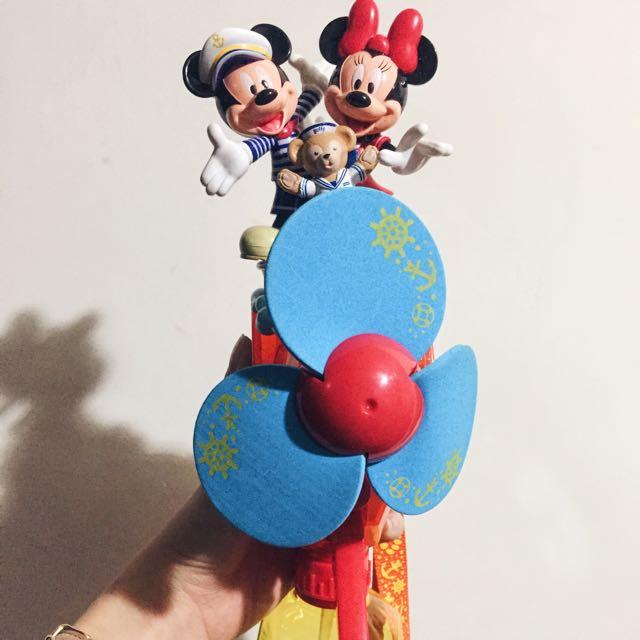 迪士尼 米奇米妮水槍