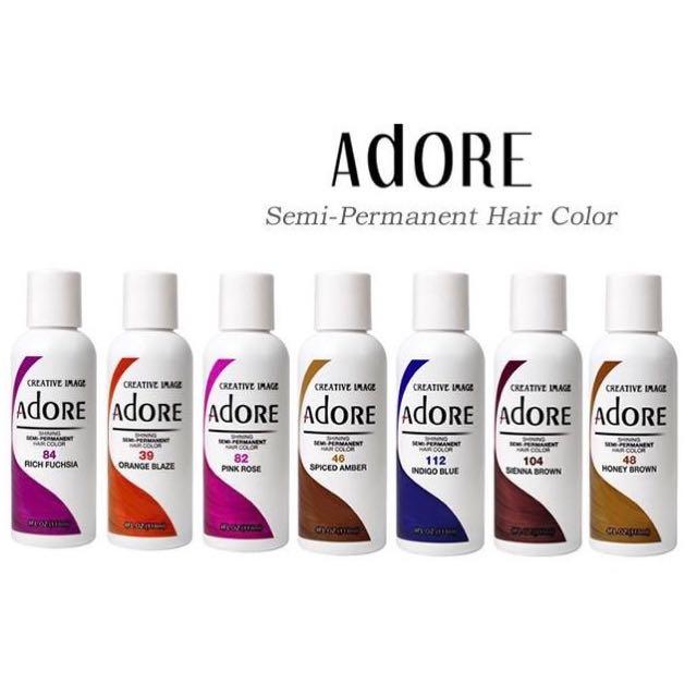 Ready Stock Adore Hair Dye Health Beauty On Carousell