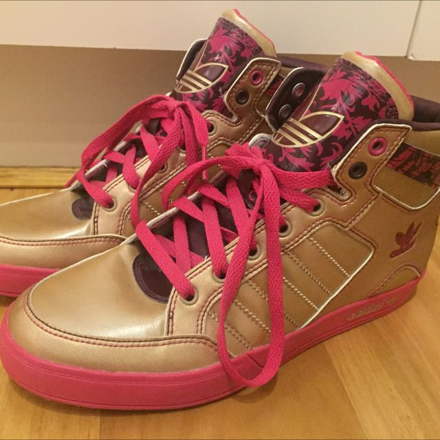 Adidas High Tops New W8