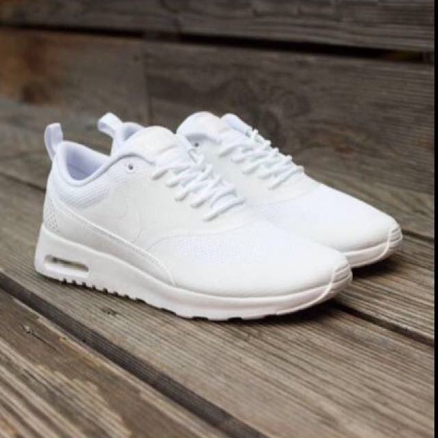 Air Max Theas White
