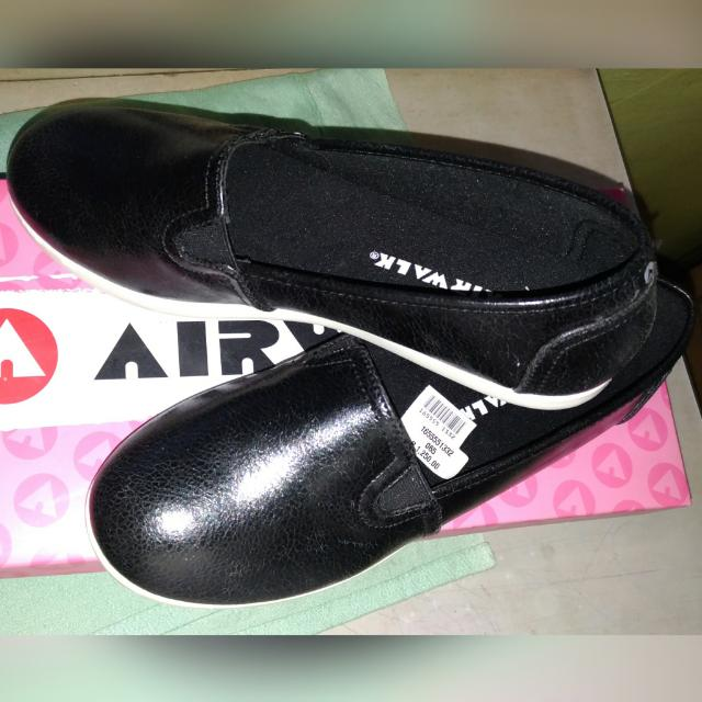 Airwalk Daze Black NGO Noir