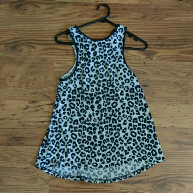Ally Top Size8