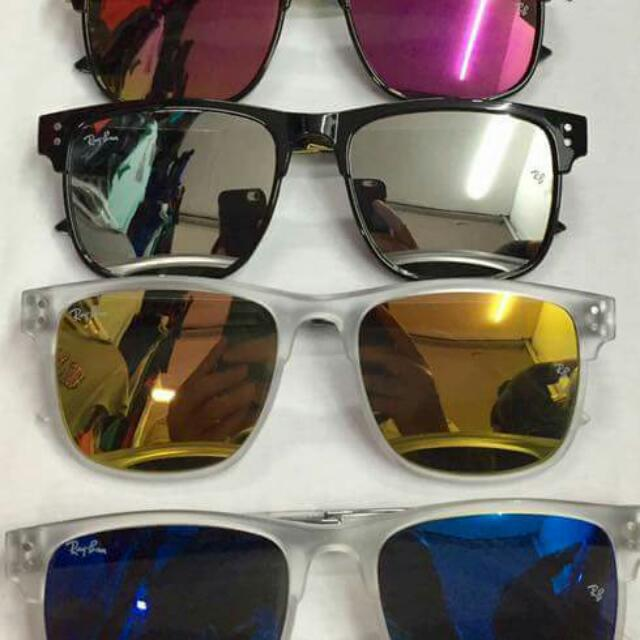 Available na po ulit. Rayban w/ case Limited stock only price :850 php