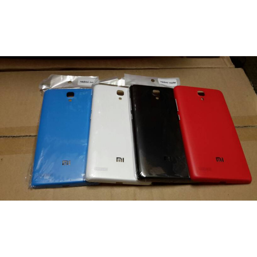 Backdoor Casing Tutup Belakang Baterai Xiaomi Redmi 2 Putih Daftar Back Door Cover Xiomi Note 1