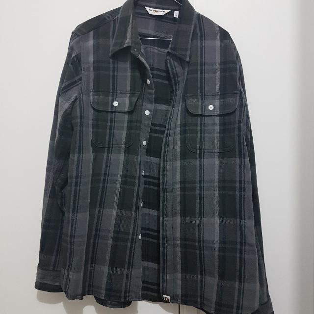 BAPE HEAVY FLANNEL
