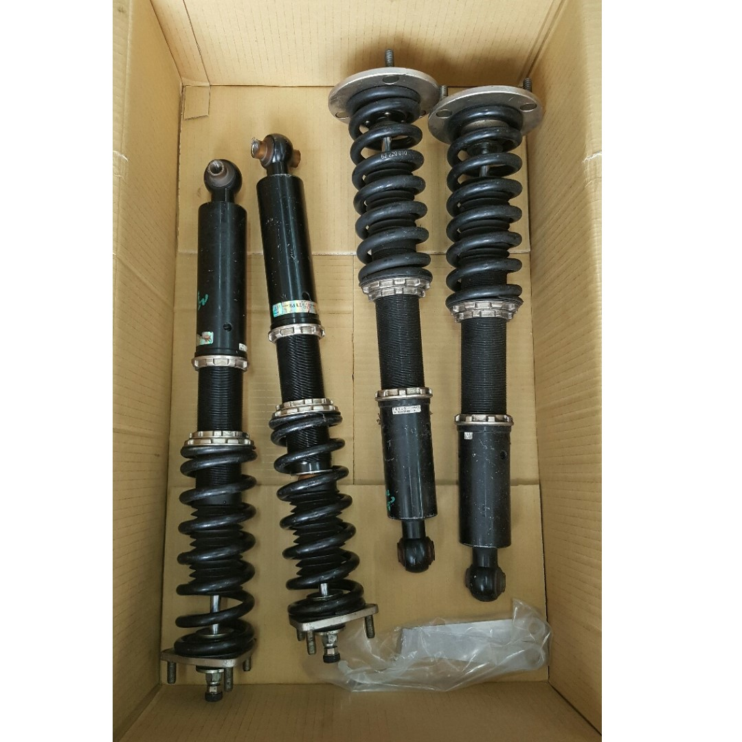 1995 Lexus Gs Suspension: BC Racing BR Coilover Suspension For Lexus IS250/350, ISF