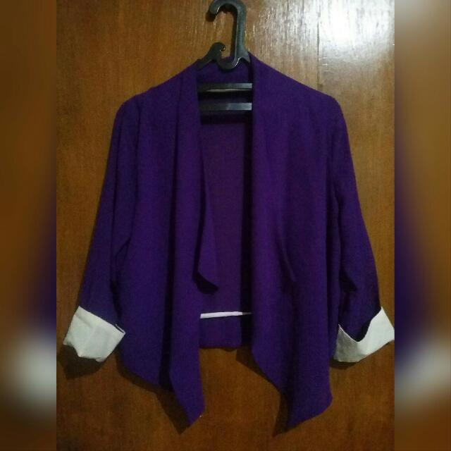 Blouse Cardigan