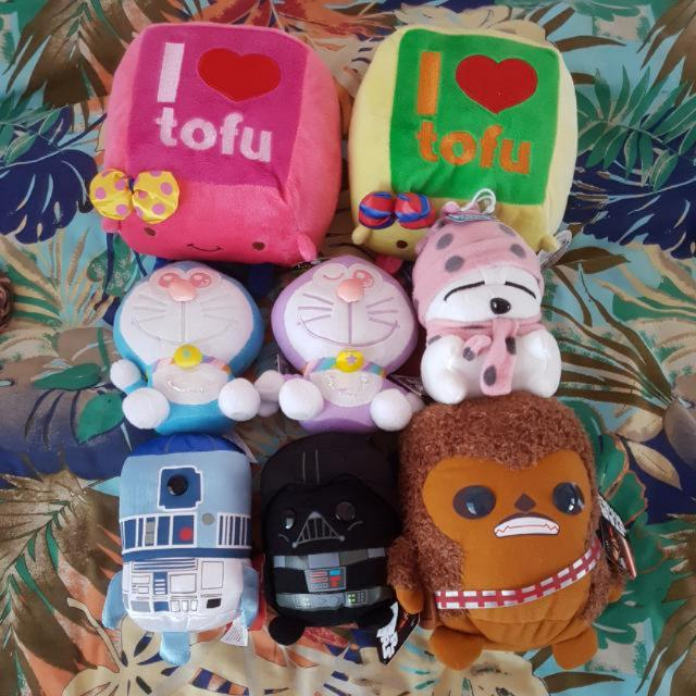 Brand New With Tags Soft Toys