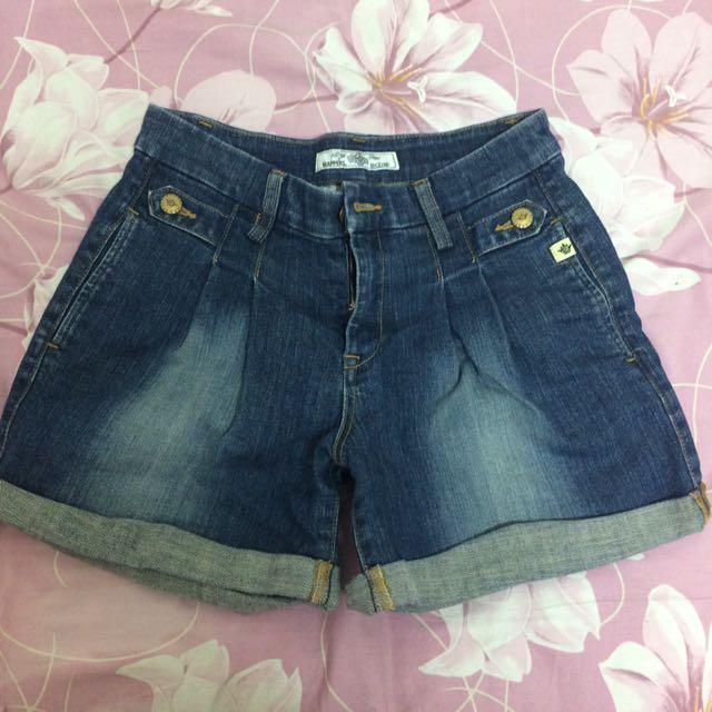 Brappers牛仔短褲