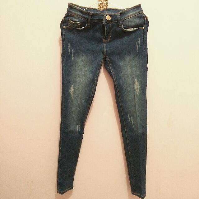 Chanel Jeans Look Alike