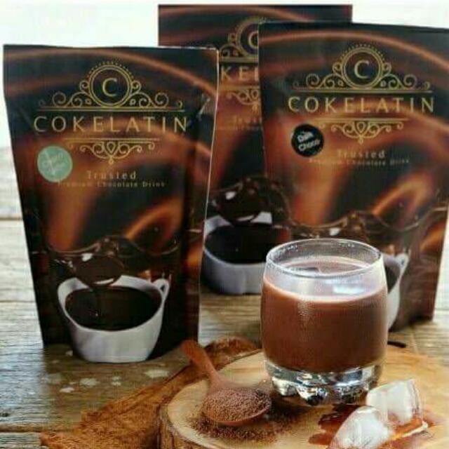 Cokelatin Chocolate Premium ☕ (Free Ongkir)  Jabodetabek