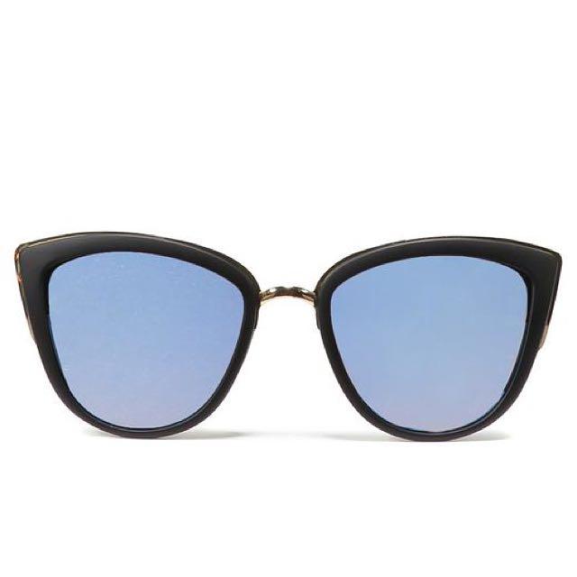 Cotton On Gigi Cat Eye Sunnies Shades Sunglasses