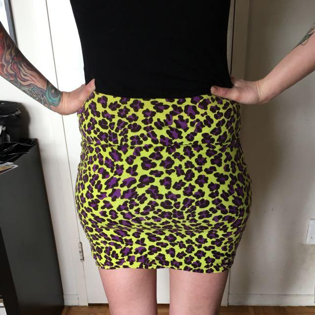 DELIA'S | Stretch Mini Skirt