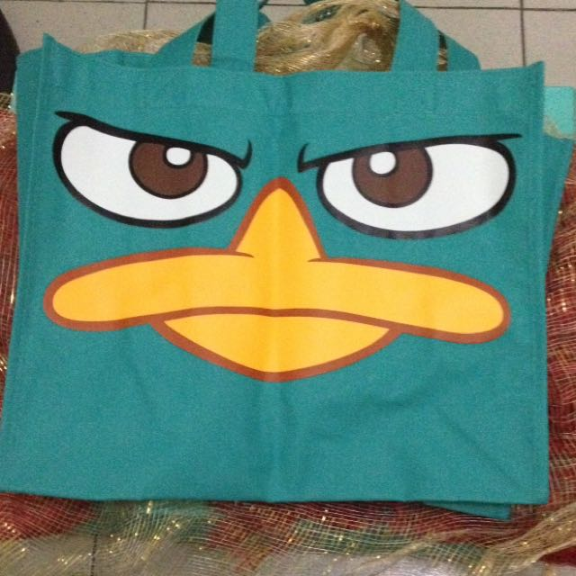 Disney Phineas and Ferb Bag