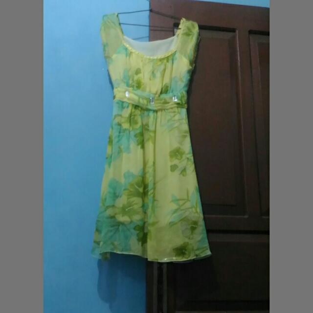 Dress Bahan Sifon