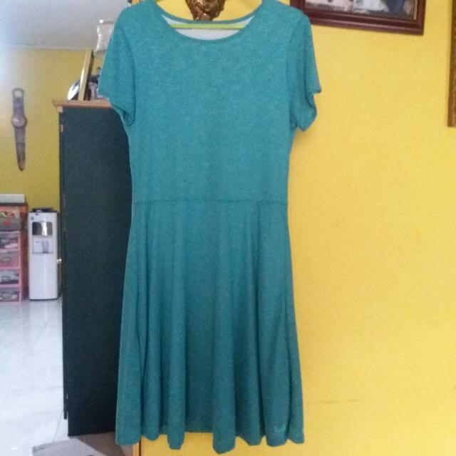 Dress Surfer Girl Green #ClearanceSale